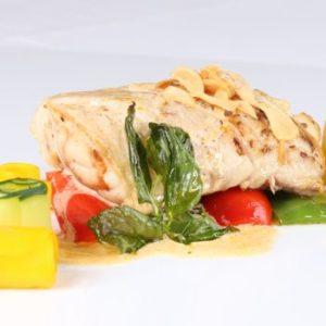 cod fish is an iodine rich food