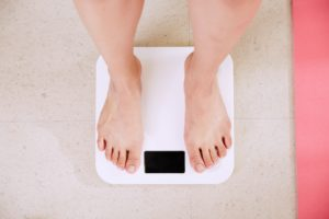 does iodine deficiency cause weight gain
