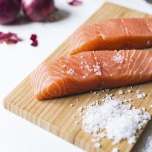 salmon iodine